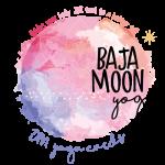 Baja Moon Yoga Logo